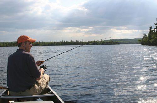 Fishing on Smithville Lake