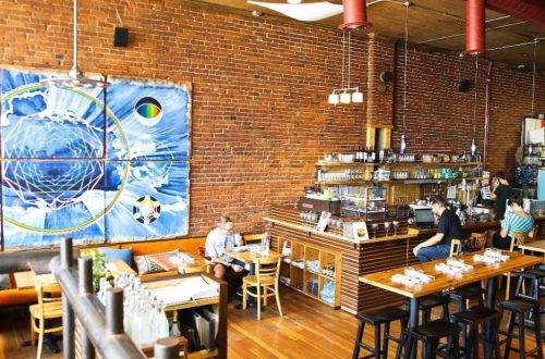 Great cafe places in Kansas city